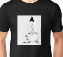 Tea Lovin' Tree Unisex T-Shirt