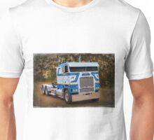 White Freightliner Unisex T-Shirt