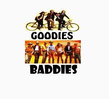 Goodies and Baddies Unisex T-Shirt