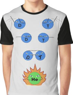 Nuclear fusion Graphic T-Shirt