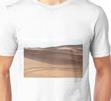 Desert sand dunes. Unisex T-Shirt