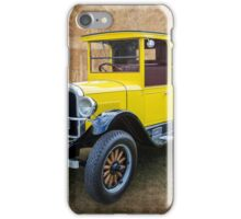 Chevrolet iPhone Case/Skin