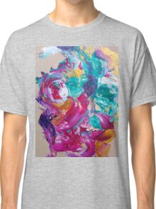 Abstract painting 7 Classic T-Shirt