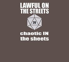 Lawful In The Streets Chaotic Unisex T-Shirt