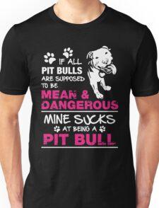 Exclusive Pit bull Unisex T-Shirt