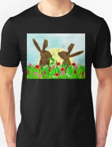 March Hare Spring Time Fun Unisex T-Shirt