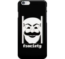 fSociety Mr Robot iPhone Case/Skin