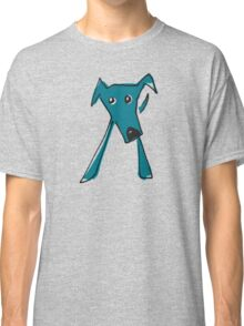 Blue dog Classic T-Shirt