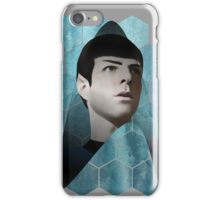 Star Trek Spock iPhone Case/Skin