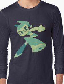 Jenny - My Life As A Teenage Robot Long Sleeve T-Shirt