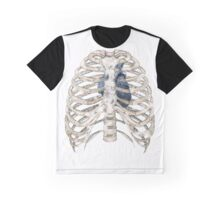 Cold-Hearted Graphic T-Shirt