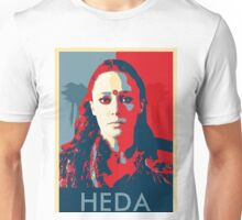 Posterized Heda Unisex T-Shirt