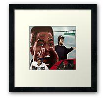 Boyz N The Hood Framed Print