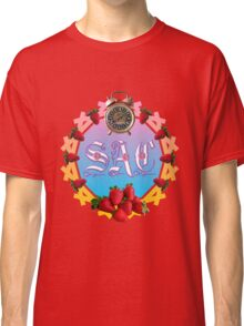 Sixties Daze Strawberry Fan Classic T-Shirt