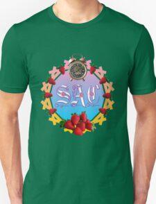 Sixties Daze Strawberry Fan Unisex T-Shirt