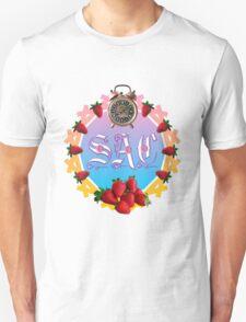 Sixties Daze Strawberry Fan T-Shirt
