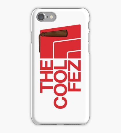 The Cool Fez iPhone Case/Skin