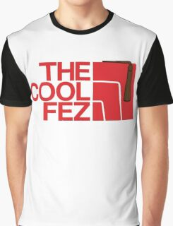 The Cool Fez Graphic T-Shirt