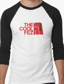 The Cool Fez Men's Baseball ¾ T-Shirt