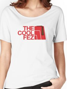 The Cool Fez Women's Relaxed Fit T-Shirt