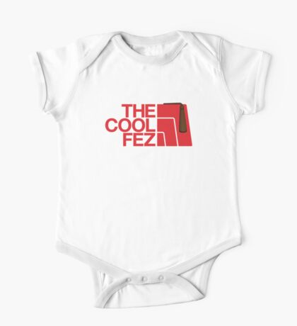 The Cool Fez One Piece - Short Sleeve