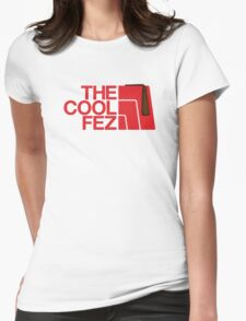 The Cool Fez Womens Fitted T-Shirt