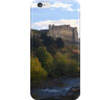 Richmond Castle, North Yorkshire, UK iPhone Case/Skin