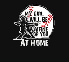 Catcher - My Boy Will Be Waiting For You At Home T-Shirt