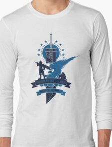Final Fantasy 7 Cloud Strife Long Sleeve T-Shirt