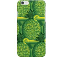 Tropical Delight Yellow Green iPhone Case/Skin