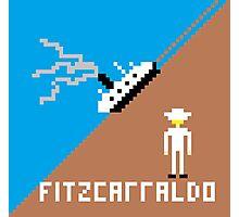 Fitzcarraldo Pixel Photographic Print