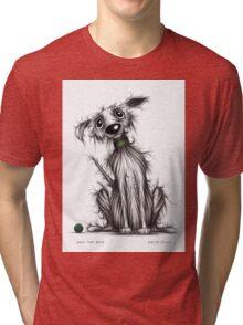 Rex the dog Tri-blend T-Shirt