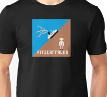 Fitzcarraldo Pixel Unisex T-Shirt