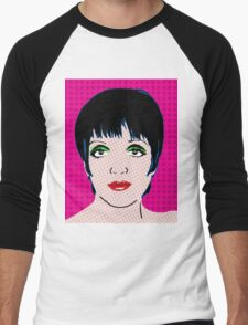Liza By BlissNights Men's Baseball ¾ T-Shirt