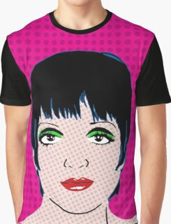Liza By BlissNights Graphic T-Shirt