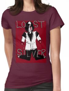 Lost Silver Updated Version Womens Fitted T-Shirt