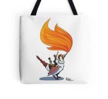 Good Mythical Morning Cockatrice Art by Mr. Ritter Tote Bag