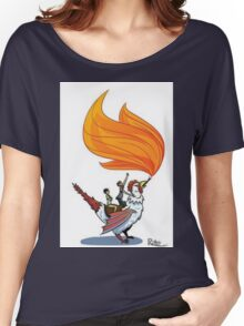 Good Mythical Morning Cockatrice Art by Mr. Ritter Women's Relaxed Fit T-Shirt