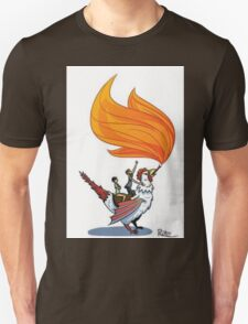 Good Mythical Morning Cockatrice Art by Mr. Ritter Unisex T-Shirt