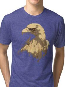 Eagle, bird Tri-blend T-Shirt