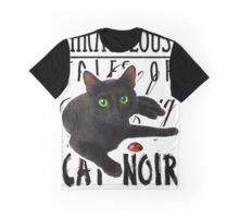 ladynoir2 Graphic T-Shirt