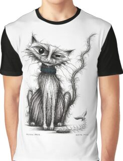 Salmon face Graphic T-Shirt