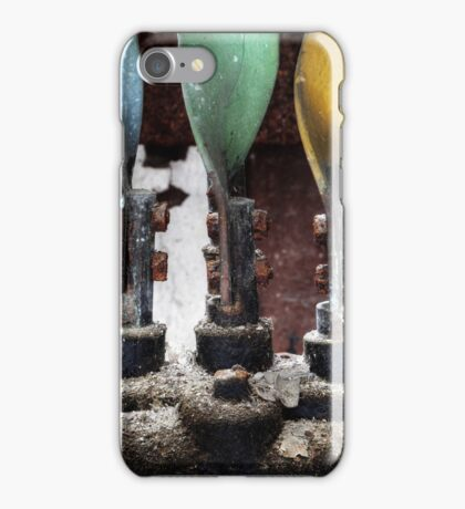 25.3.2016: End of Electricity II iPhone Case/Skin