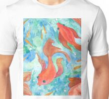 Fish in a Tank Unisex T-Shirt