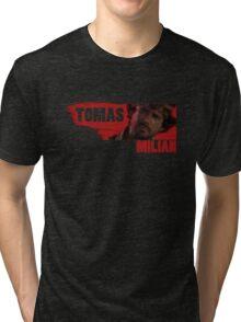 Tomas Milian - Django Kill Tri-blend T-Shirt