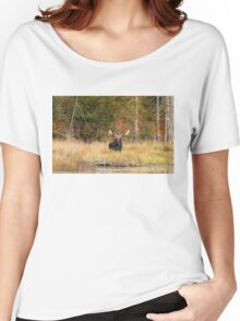 Bull Moose, Algonquin Park Women's Relaxed Fit T-Shirt