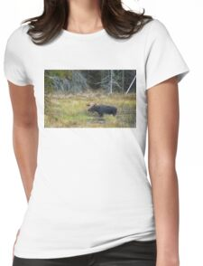Bull Moose, Algonquin Park Womens Fitted T-Shirt