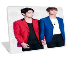V and Kookie - phone cases and more Laptop Skin