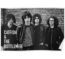 CATFIS AND THE BOTTLEMEN BAND Poster