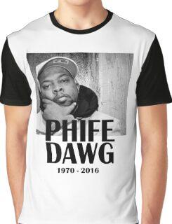 Phife Dawg - RIP Graphic T-Shirt